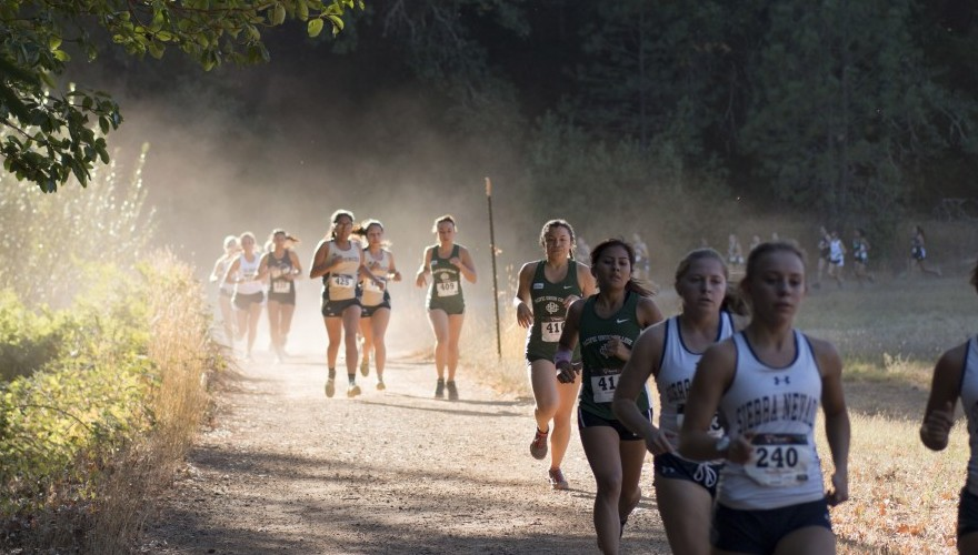 Photo for Pioneers Cross Country Host Successful Home Meet