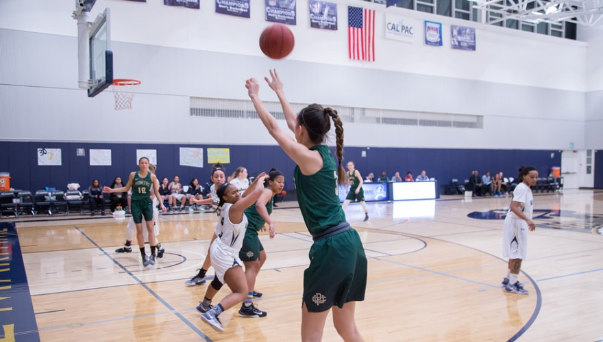 Photo for Lady Pioneers Finish Out Season on the Road