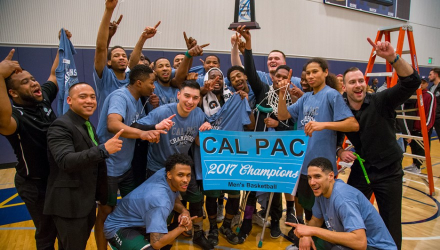 Photo for Pioneers named California Pacific Conference Champions and Head to NAIA Nationals