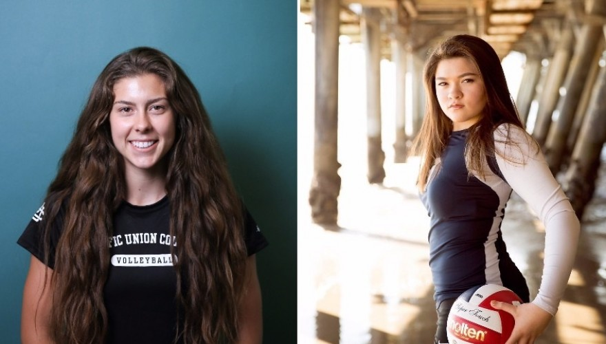Photo for Women's Volleyball Welcomes Tiana Whittington and Lindsay VanDenburgh